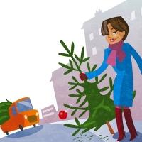 weihnachtsbaumabholung